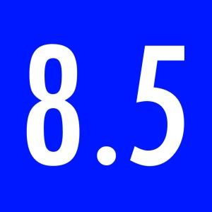 8.5 Game Score