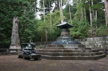Tokugawa Ieyasu's mausoleum