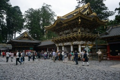 Inside Toshogu Shrine