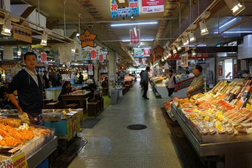 Inside the Morning Market