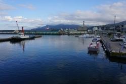Otaru's harbor