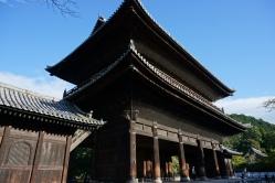 Nanzenji Temple Sanmon Gate