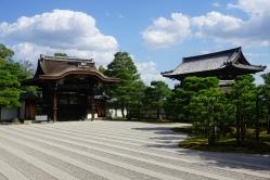 The Goten at Ninnanji Temple