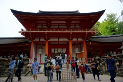 Kasuga Taisha Shrine entrance