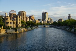 A-Bomb Dome and Peace Park