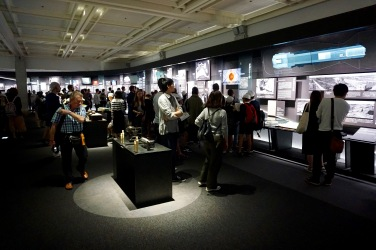 Inside the Peace Memorial Museum