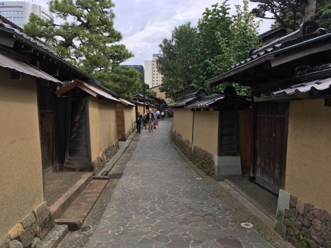 Nagamachi District