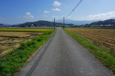 Almost back to Itoshima