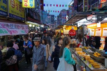 Namdaemun flea market