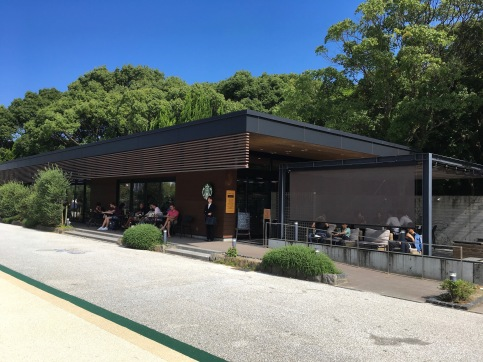 Fukuoka's most popular Starbucks