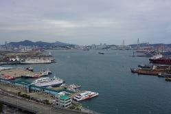 Busan Harbor