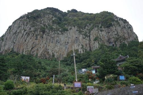 Sanbangsan Mountain