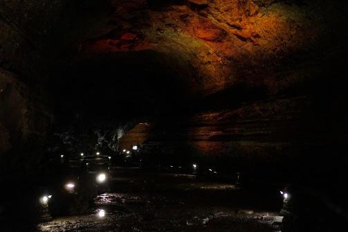 Manjanggul Cave