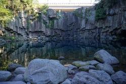 Upper Cheonjeyeon Falls