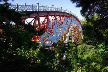 Fancy bridge
