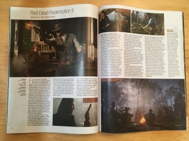 Article on Red Dead Redemption 2
