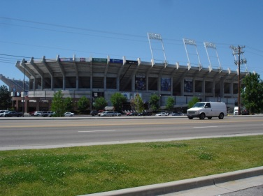 Boise State stadium