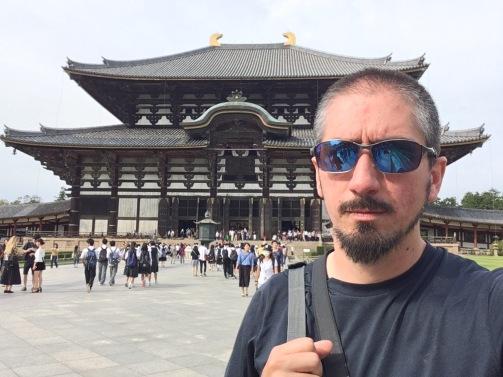 Todaji Temple in Nara