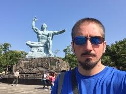 Peace Park in Nagasaki