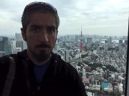 Roppongi Hills observation deck in Tokyo