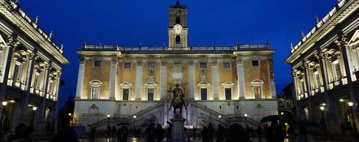 Rome Capitoline Hill
