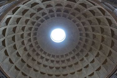 Rome Pantheon Dome