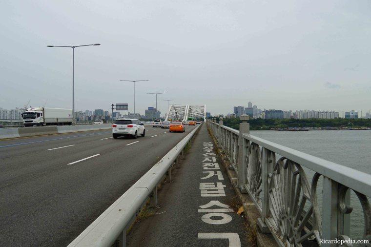 Seoul Korea Bridge Walk