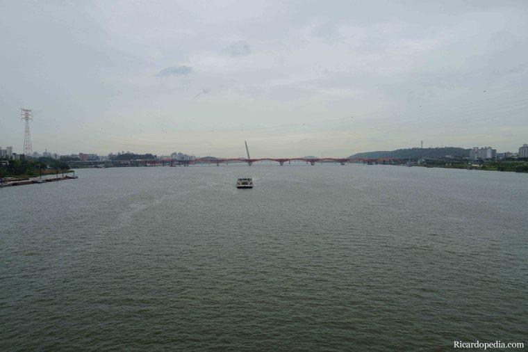 Seoul Korea River Walk