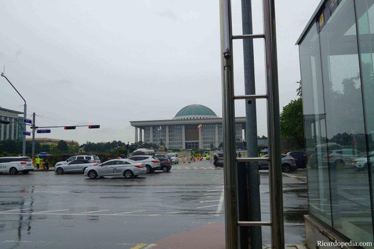 Seoul Korea National Assembly Building