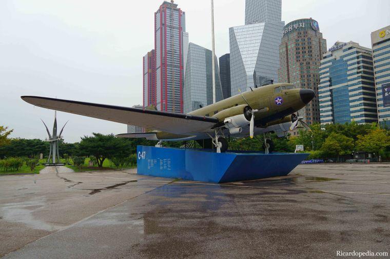 Seoul Korea C-47