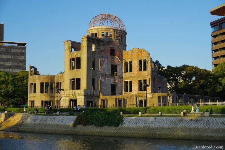 Japan Korea 2017 Hiroshima