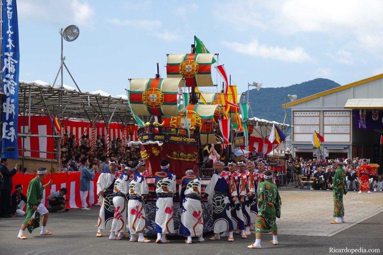 Japan Korea 2017 Nagasaki
