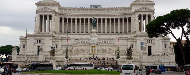 Rome Victor Emmanuel Monument