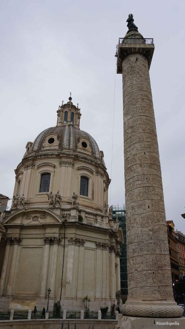 Rome Italy Trajan's Column