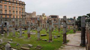 Rome Italy Roman Ruins