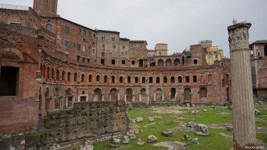 Rome Italy Trajan's Market