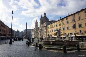 Rome Italy Piazza Navona