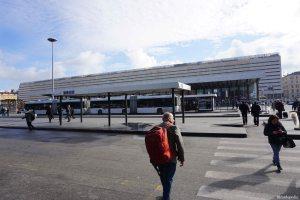 Rome Italy Termini Station