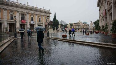 Rome Italy Capitoline Hill