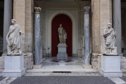 Rome Italy Vatican Museums