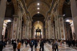 Rome Vatican City St Peter's Basilica