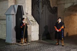 Vatican City Swiss Guards