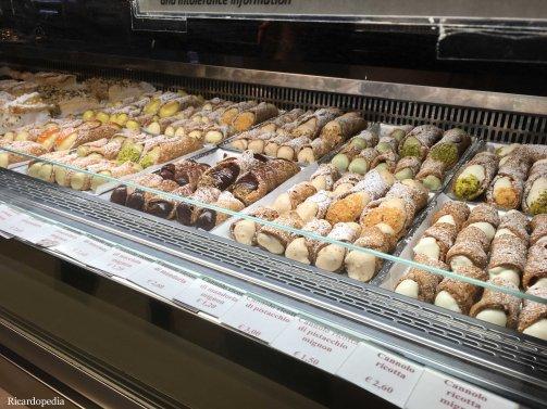 Rome Italy Pastry