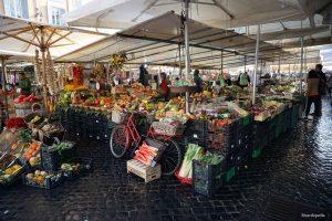 Rome Italy Campo de' Fiori