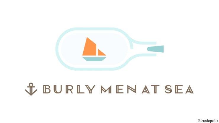 Burly Men At Sea Logo PlayStation 4