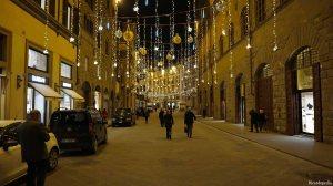 Florence Italy Via de' Tornabuoni