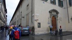 Florence Italy Accademia Gallery