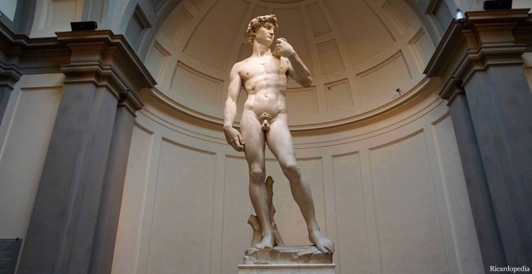 Florence Italy Accademia Gallery David