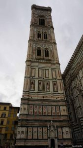 Florence Italy Duomo Bell Tower