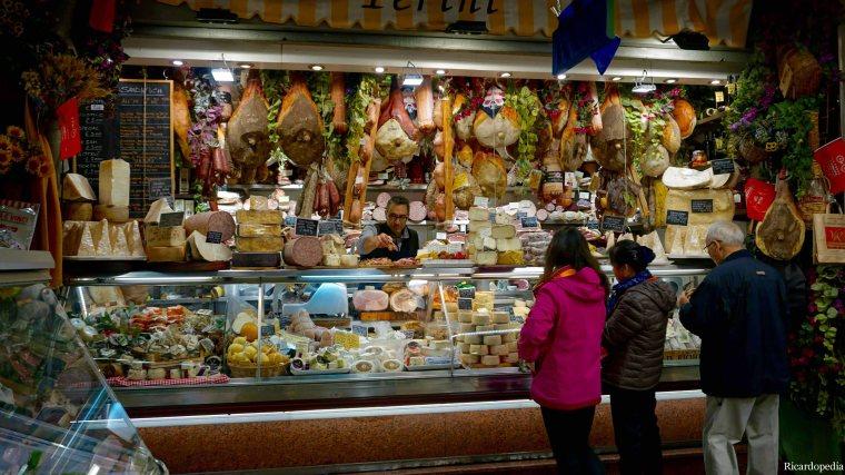 Florence Italy San Lorenzo Market